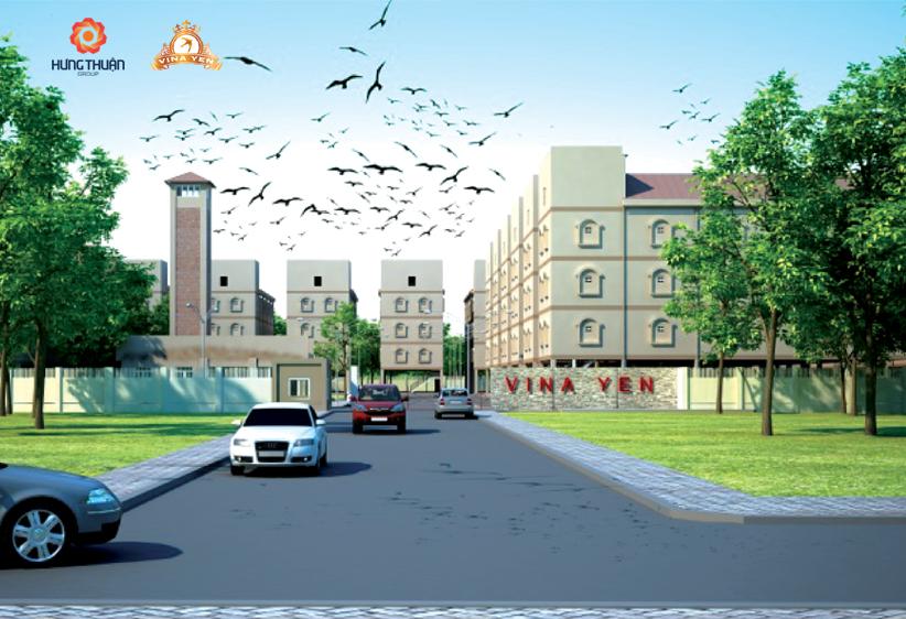 Mô hình dự án nuôi yến tại Thủ thừa - Long An
