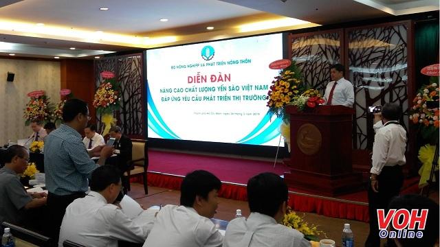 Hình ảnh Diễn đàn nâng cao chất lượng yến sào Việt Nam đáp ứng yêu cầu phát triển thị trường