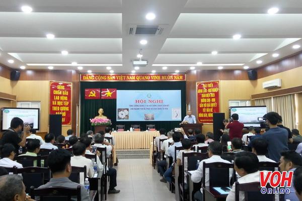 Hội nghị tăng cường quản lý và xây dựng chuỗi liên kết ngành yến cho xuất khẩu