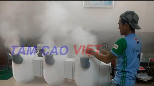 Máy phun sương siêu ẩm TCV-7000